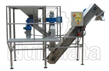 Granellatrice Castagne Essiccate - Nunziata Tecnologie Agroalimentari