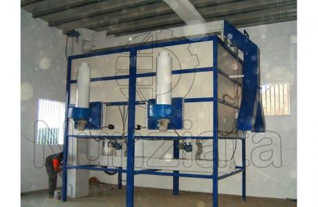 Impianto Essiccazione Castagne e Noci - Nunziata Tecnologia Agroalimentari