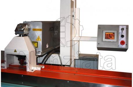 Macchina Laser Incisione Castagne - Nunziata Tecnologie Agroalimentari