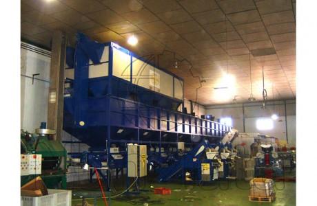 Pulizia e Calibratura Castagne - Nunziata Tecnologie Agroalimentari