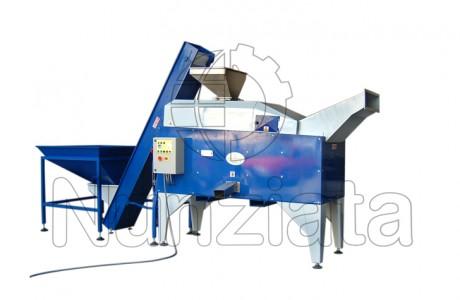 sgusciatura castagne essiccate - Nunziata Tecnologie Agroalimentari